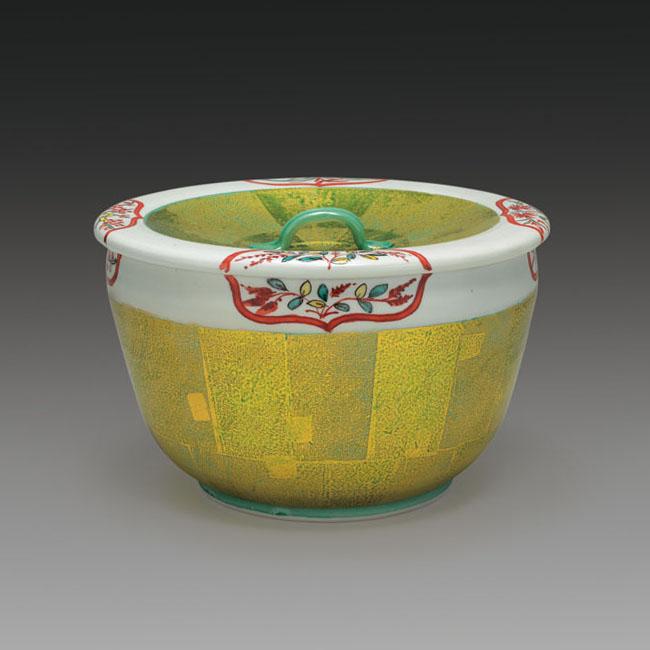 SHINWA AUCTION ブログ華麗な金襴手作品―釉裏金彩・琳派